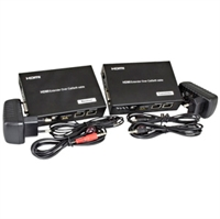 Catline HDBaseT extender <br> kit IP-2000