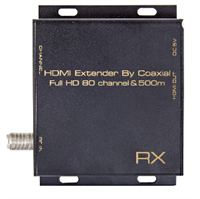 HDMI-Extender over coax <br> CL-100 Rx