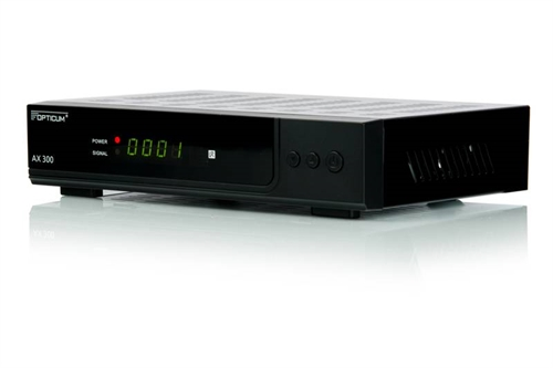 Opticum HD AX 300<br> S2 USB PVR